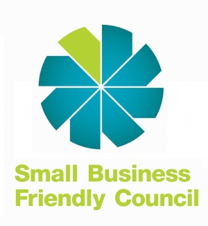 Small Bus Friendly Council Logo